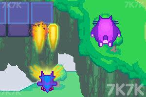 《肥猫雷电》游戏画面5