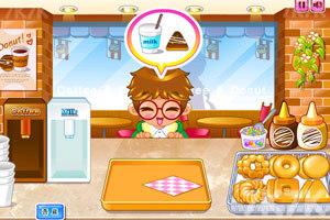 《可爱甜甜圈小店》游戏画面7