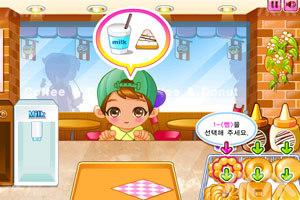 《可爱甜甜圈小店》游戏画面9