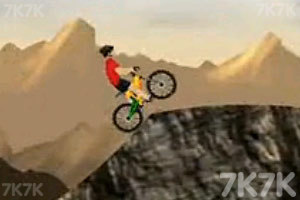 《山地自行车挑战赛》游戏画面10