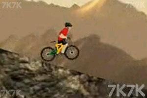 《山地自行车挑战赛》游戏画面3