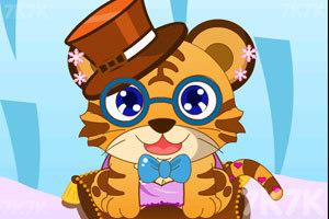 《小老虎换装》游戏画面4