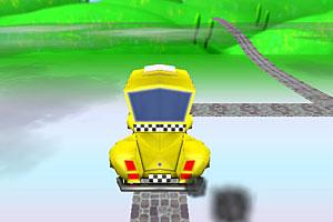 《最难出租车驾驶》游戏画面1