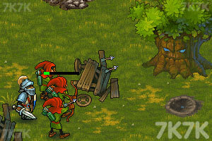 《皇城护卫队》游戏画面3