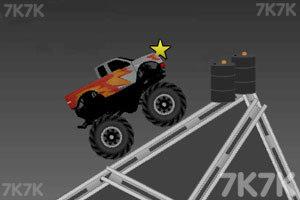 《疯狂爆炸四驱车》游戏画面1