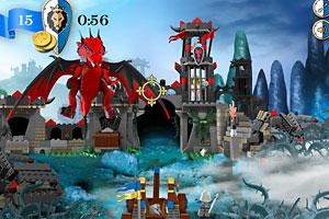 《乐高攻城救公主》游戏画面1