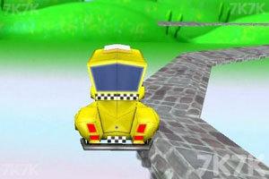 《最难出租车驾驶》游戏画面4