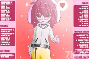 《可爱兔女郎》游戏画面2