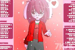 《可爱兔女郎》游戏画面3