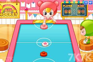 《可爱桌上曲棍球》游戏画面3