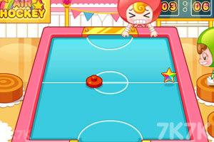 《可爱桌上曲棍球》游戏画面1