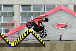《暗黑轻摩托特技2》游戏画面1