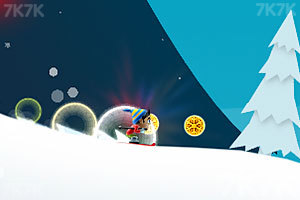 《滑雪大冒险电脑版》游戏画面5