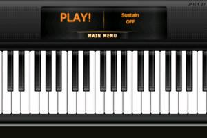 《专业钢琴演奏》游戏画面1