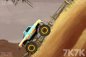 《怪物四驱车》游戏画面2