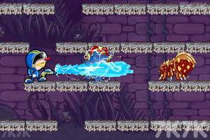 《幽灵战士》游戏画面7
