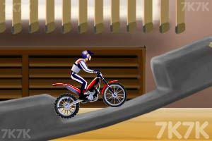 《狂热单车4》游戏画面1