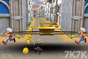《愤怒奶奶玩跑酷3》游戏画面5