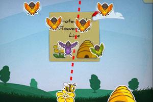 《纸蜜蜂》游戏画面1