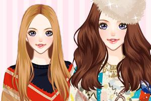 《时尚冬装》游戏画面1