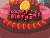 水果生日蛋糕