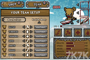 《野蛮熊部落1.4》游戏画面9
