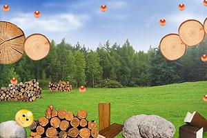 《跳跃小笑脸》游戏画面1