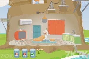 《环保小游戏》游戏画面2