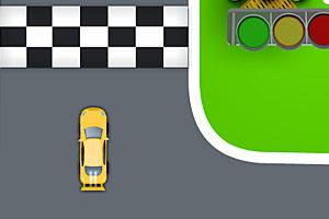 《汽车计时赛》游戏画面1