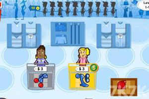 《做超市商品整理员》游戏画面4