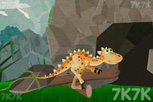 《小恐龙森林探险2》游戏画面2