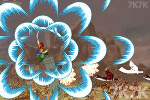 《彩京战国》游戏画面1