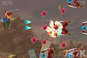 《彩京战国》游戏画面7