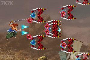 《彩京战国》游戏画面5