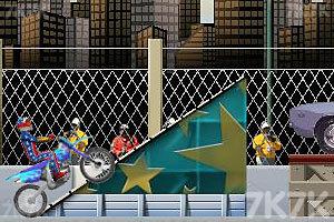《特技摩托大赛》游戏画面2