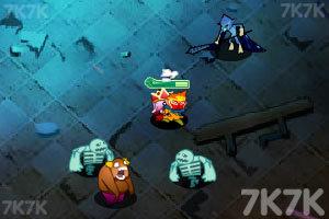 《乱游纪之猴气冲天》游戏画面3