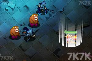 《乱游纪之猴气冲天》游戏画面2