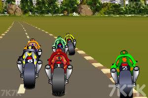 《极速摩托》游戏画面9