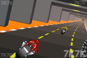 《极速摩托》游戏画面4