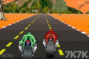 《极速摩托》游戏画面7
