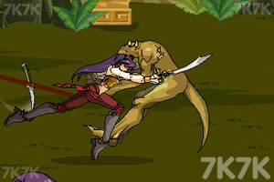 《除魔女战士》游戏画面5