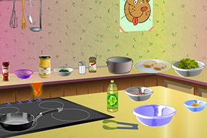 《营养早餐》游戏画面1