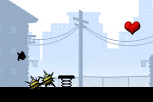 《3D火柴人跑酷2》游戏画面1