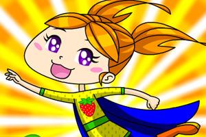 《水果超级英雄》游戏画面1