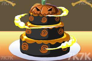 《MM蛋糕房》游戏画面1
