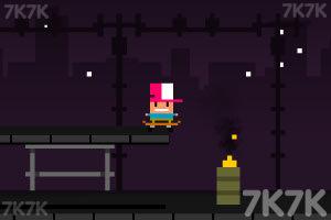《街头滑板小子》游戏画面3