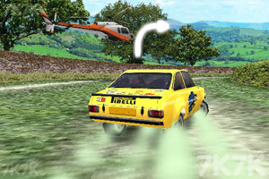 《3D终极拉力赛》游戏画面4
