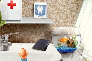 《小婴儿逃出卫生间》截图4