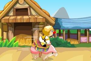 《猪猪快跑》游戏画面1