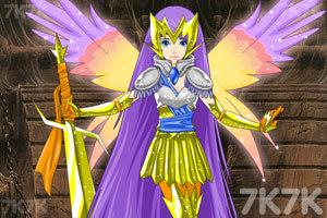 《地狱龙甲女战士》游戏画面3